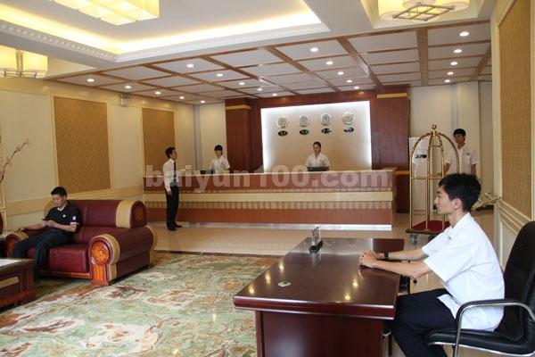 旅游与酒店管理系实训场室图片