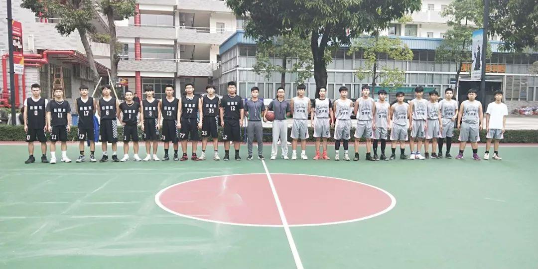 【校园新闻】体育艺术节校园篮球赛总决赛