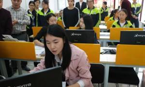 广东技工院校毕业生就业率高达98.57%