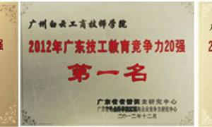 广州白云工商高级技工学校2019年招生简章