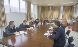 广东省城市建设技师学院召开2018年招生工作总结会议