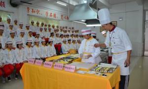 广州学粤菜比较好的学校