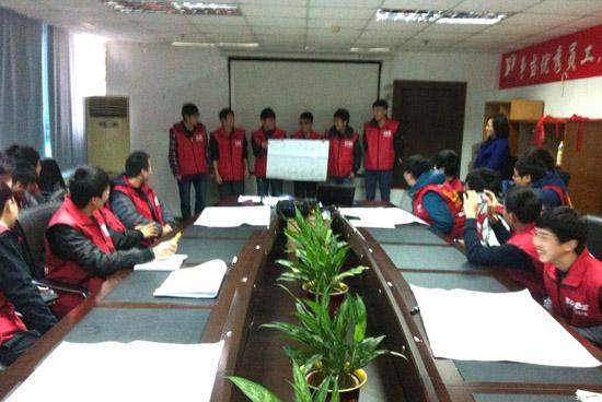 广州白云工商高级技工学校计算机系学生实习就业