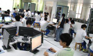 广州白云工商技师学院计算机网络应用(网络工程方向)