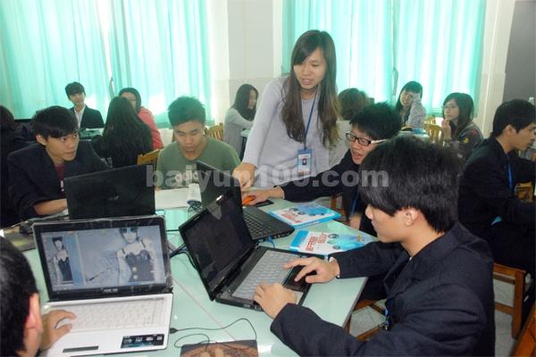 电子商务一体化课室