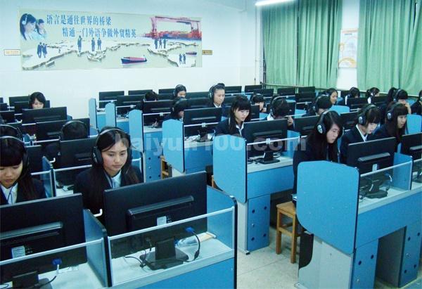 数字化语言实训室