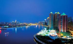 广州市海珠区照片