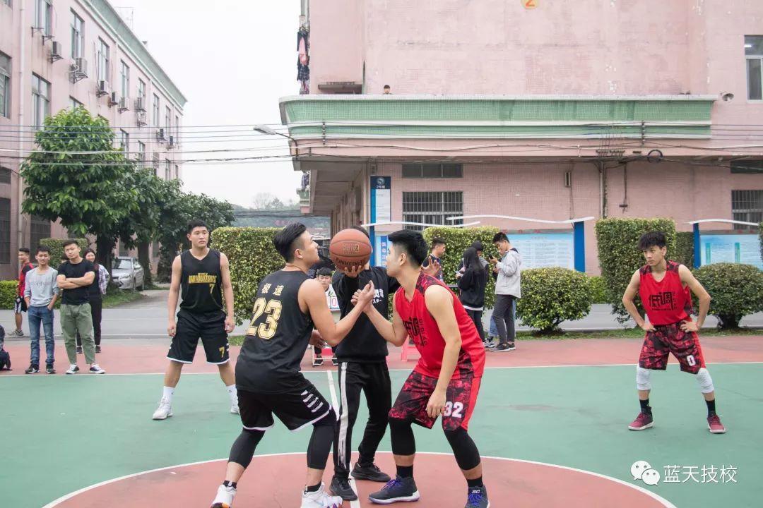 快攻阵地,技高一筹-篮球比赛