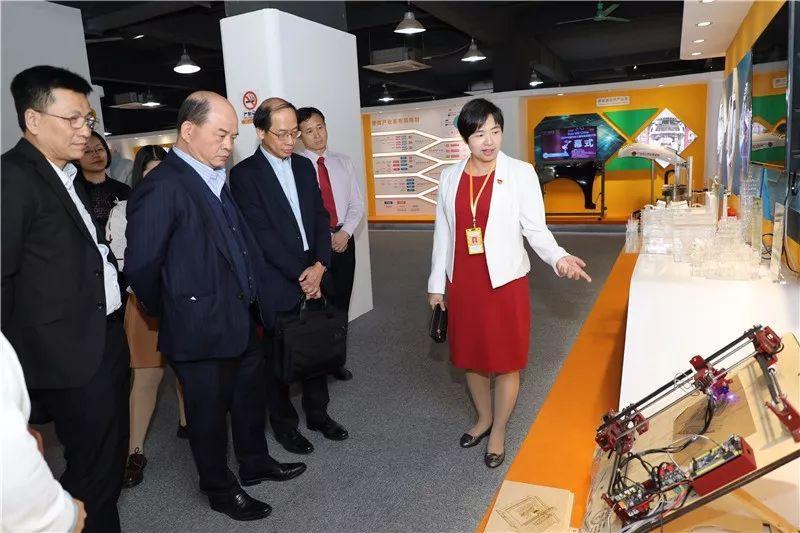 """""""工贸让我们大开眼界!""""——香港机电工程署再访广州工贸"""